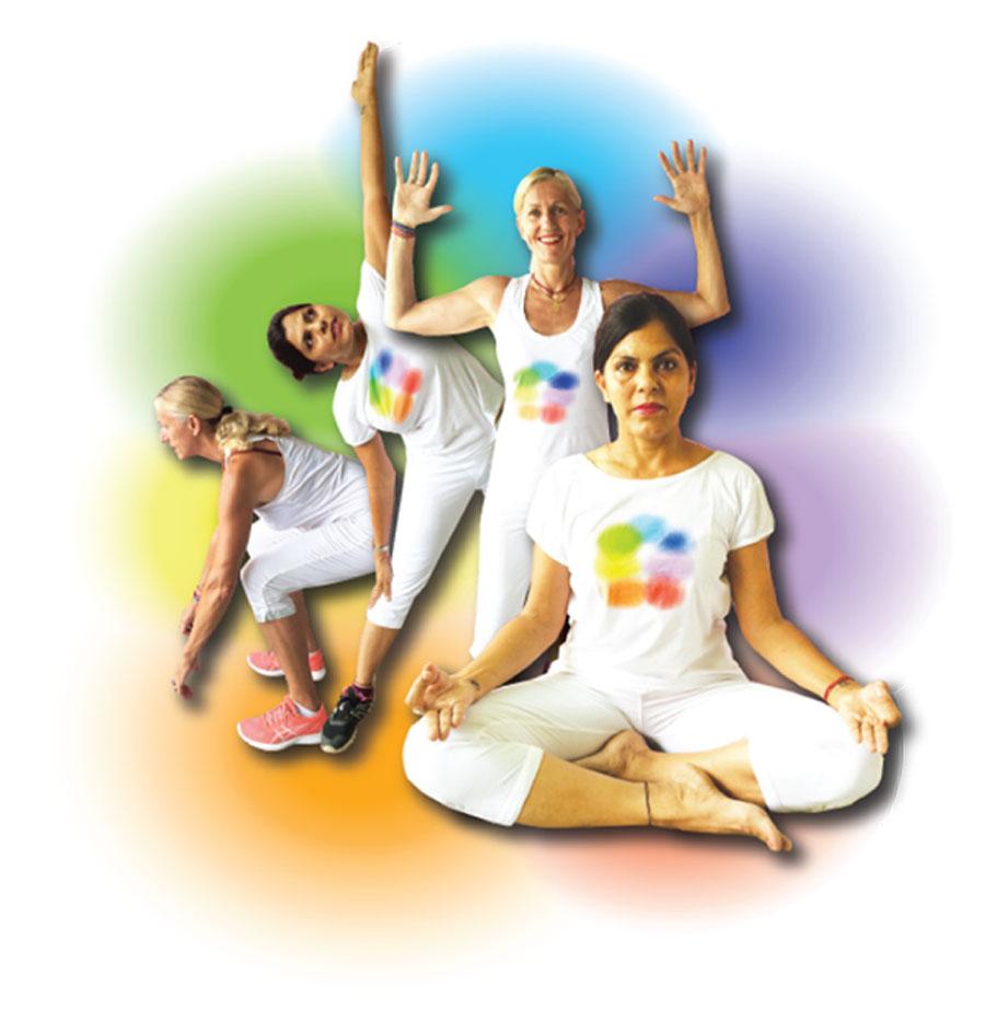 Holistic exercises against depression