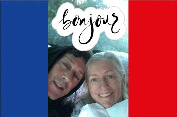 Bonjour – a road trip
