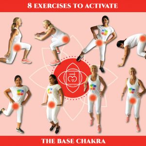 8 exercises to activate the base chakra