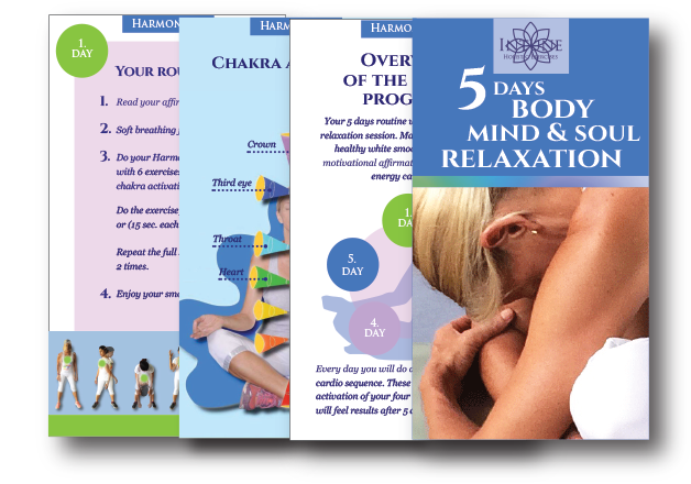 New Approach to Five Days Holistic Exercise