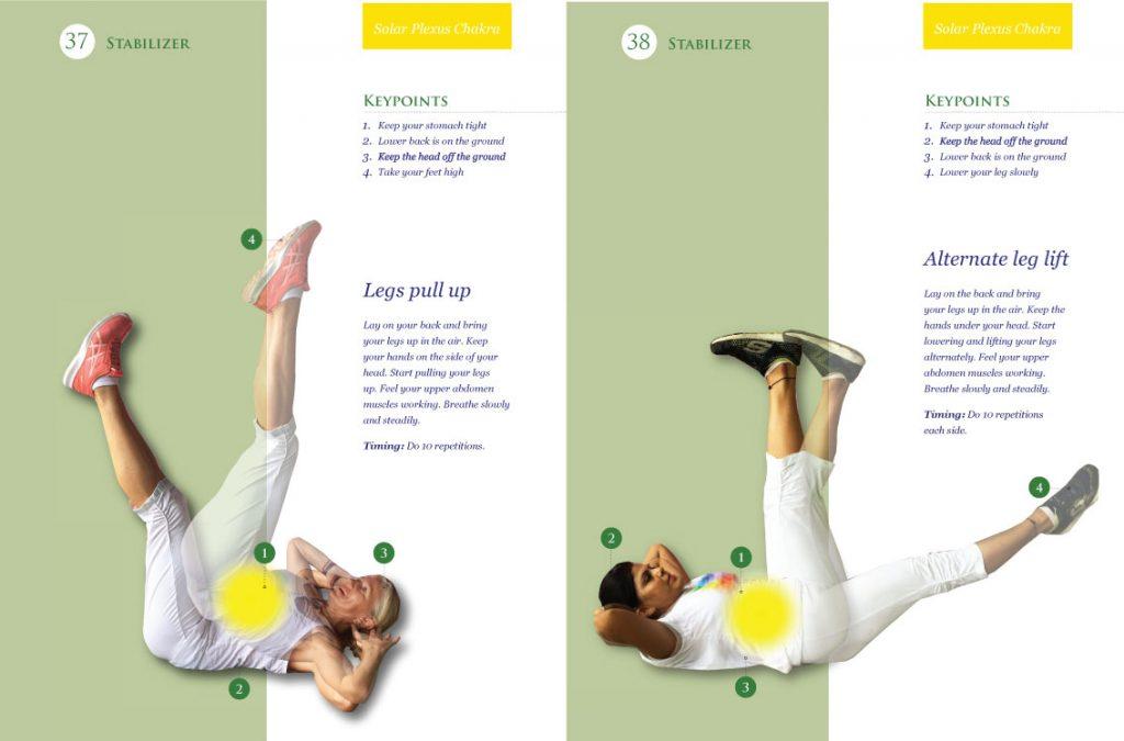 8 exercises to activate the solar plexus chakra