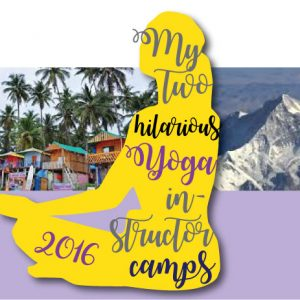 My two hilarious yoga camps