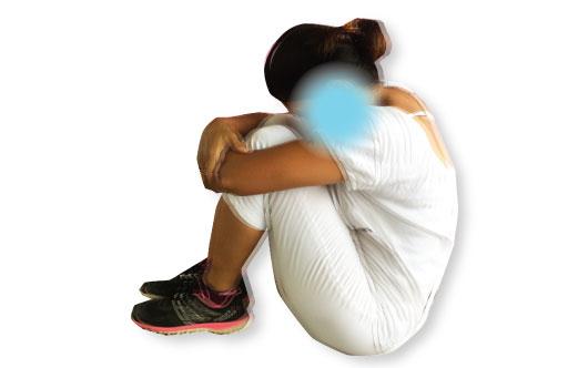 Throat chakra exercises - silence & introspection